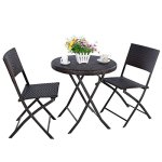 Giantex-3PC-Folding-Round-Table-Chair-Bistro-Set-Rattan-Wicker-Outdoor-Furniture-0-0