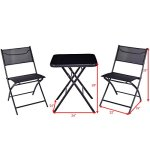Heaven-Tvcz-3PC-Set-Garden-Folding-Black-Square-Table-And-Chair-Suit-Bistro-Outdoor-Patio-Backyard-For-Outdoor-Garden-Patio-And-Pool-Side-0-2
