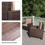 Patio-Furniture-Set-4pcs-Outdoor-PE-Rattan-Wicker-Sofa-Garden-Conversation-Set-Cushioned-with-Coffee-Table-Bistro-Sets-for-YardPool-or-Backyard-0-2