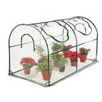 Seven-colors-house-Reinforced-Portable-Mini-Greenhouse-354x708x39-Vegetable-Plant-Mini-Arc-Greenhouse-Clear-Cover-Indoor-Outdoor-Plants-0