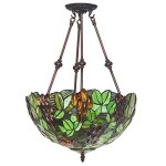 Bieye-L10480-16-inches-Grapes-Tiffany-Style-Stained-Glass-Ceiling-Pendant-Fixture-0-0