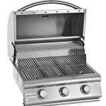 Blaze-Built-in-25-Inch-3-Burner-Grill-Your-Choice-Propane-Natural-Gas-BLZ-3-LP-BLZ-3-NG-Free-Grill-Cover-from-Premier-Grilling-0-1