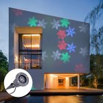 CO-Z-LED-Landscape-Projector-Light-Waterproof-OutdoorIndoor-SnowflakeHeart-Shaped-Moving-Spotlight-Colorful-Snowflake-0