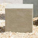 Campania-International-PD-171-AL-Short-Square-Textured-Pedestal-0
