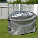 Comp-Bind-Technology-Grill-Cover-for-Char-Broil-Classic-4-Burner-Model-463436215-Gas-Grill-Custom-Fitting-Outdoor-Padded-Grey-Waterproof-Cover-57W-x-22D-x-465H-0