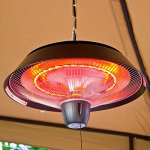 Ener-G-Infrared-Outdoor-Ceiling-Electric-Patio-Heater-Hammered-Brown-0-0