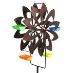 Exhart-Ferris-Feeder-Bird-Feeder-Wheel-Statue-BackyardOutdoor-Garden-0-1