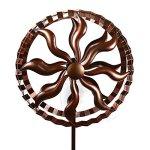 Fire-Wheel-Style-Kinetic-Wind-Garden-Spinner-0