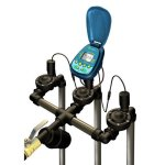 Galcon-7003-3-Station-Kit-Including-Battery-Operated-Controller-with-Three-1-Inline-DC-Latching-Valve-0
