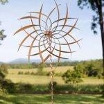 Handcrafted-Copper-Pinwheel-0