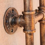 Industrial-Retro-Vintage-LOFT-Wall-Sconce-LITFAD-669-Wide-Antique-Iron-Finish-Water-Pipe-Fixture-Wall-Light-Arm-in-Bronze-0-1