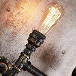 Injuicy-Lighting-Retro-Clock-Industrial-Vintage-Edison-Rusty-Loft-Wall-Light-Waterpipe-Lamp-Cafe-0-2