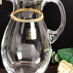 Italian-Collection-Pitcher-Decorated-with-Swarovski-Crystals-Lead-Free-0