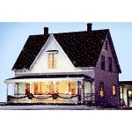 Light-Projector-Realistic-Snowfall-Light-with-LED-Spot-Lamp-with-18-gauge-green-wire-0-1