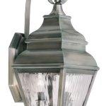 Livex-Exeter-2602-07-2-Light-Outdoor-Wall-Lantern-in-Bronze-0