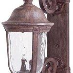 Minka-Lavery-Minka-8991-61-European-Influence-Two-Light-Wall-Mount-from-Ardmore-Collection-in-BronzeDarkfinish-2-Outdoor-Upc-747396026473-0