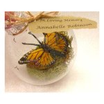 Monarch-Butterfly-Memorial-Christmas-Ornament-Clear-Glass-2-14-wide-0-0