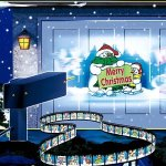 Mr-Christmas-Moving-Picture-Projector-All-Year-Outdoor-Lighting-System-0-0