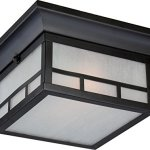 Nuvo-Lighting-Drexel-One-Light-Wall-Lantern-A19-Outdoor-Porch-and-Patio-Lighting-with-Frosted-Seed-Glass-0