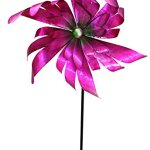 OSW-Purple-Flower-Kinetic-Wind-Garden-Spinner-0