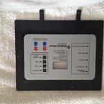 Pentair-473425-Bezel-wlabel-for-older-heat-pumps-0