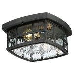 Quoizel-SNN1612K-Stonington-Outdoor-Ceiling-Lighting-Black-0