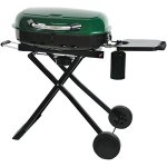 Revoace-15000-BTU-LP-Gas-Tailgating-Grill-for-Outdoors-and-Camping-Hunter-Lodge-Green-0