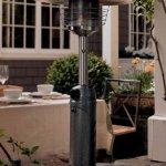 Rta-International-Tabletop-Heater-11000-Btu-38-Tall-Hammered-Silver-0-0