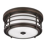 Seagull-7824452-71-Two-Light-Outdoor-Ceiling-Flush-Mount-0