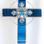 Stained-Glass-Filigree-Cross-BLUE-0
