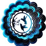 Stainless-Steel-Wind-Spinner-12-Hummingbird-Bird-Double-Teal-Starlight-0