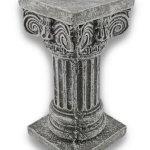 Things2Die4-Solid-Concrete-Roman-Pillar-Mini-Statue-Pedestal-0