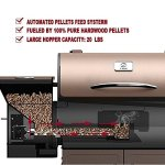 Z-GRILLS-Portable-Party-Wood-Pellet-BBQ-Grill-Smoker-450-Cooking-Area-8-in-1-Grill-in-Smoke-Bake-Roast-Braise-Braise-or-BBQ-Digital-Temperature-Controls-Free-Water-Proof-Patio-Cover-Included-0-2