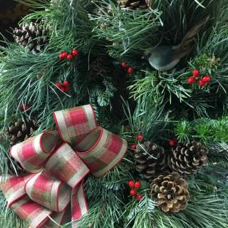 Christmas Tree Farm Fun – Wreath Making 101