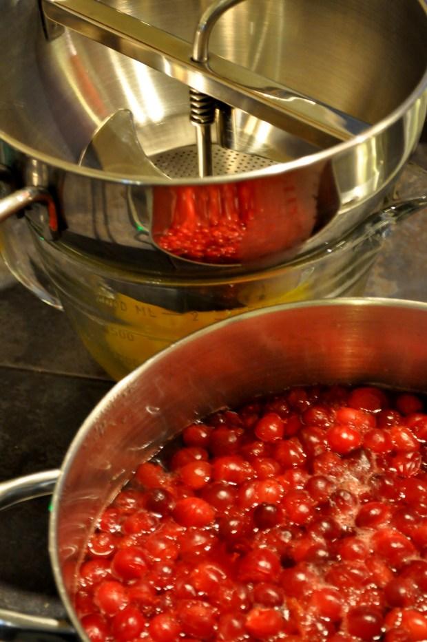 Homemade Fresh Cranberry Juice Farmgirl Gourmet