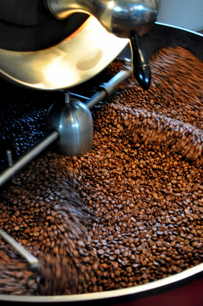 Evan's Brothers Coffee | farmgirlgourmet.com