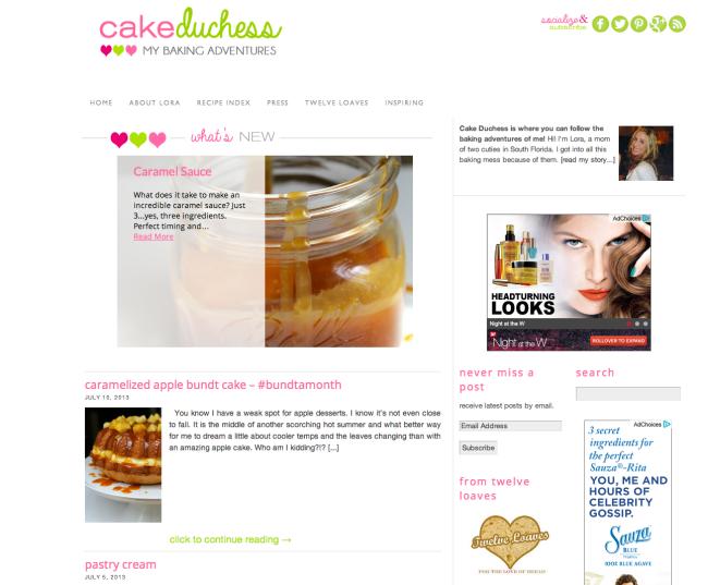 Cake Duchess After | farmgirlgourmet.com