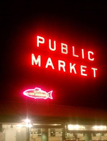 Pike Place Market   farmgirlgourmet.com