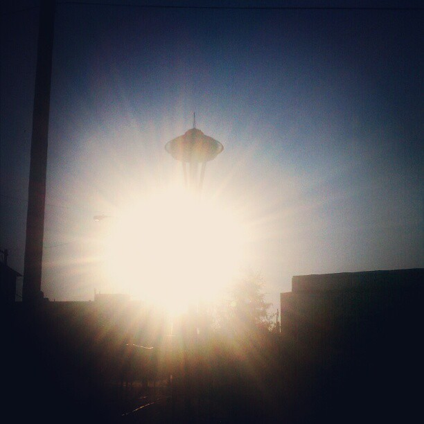 Seattle Space Needle | farmgirlgourmet.com