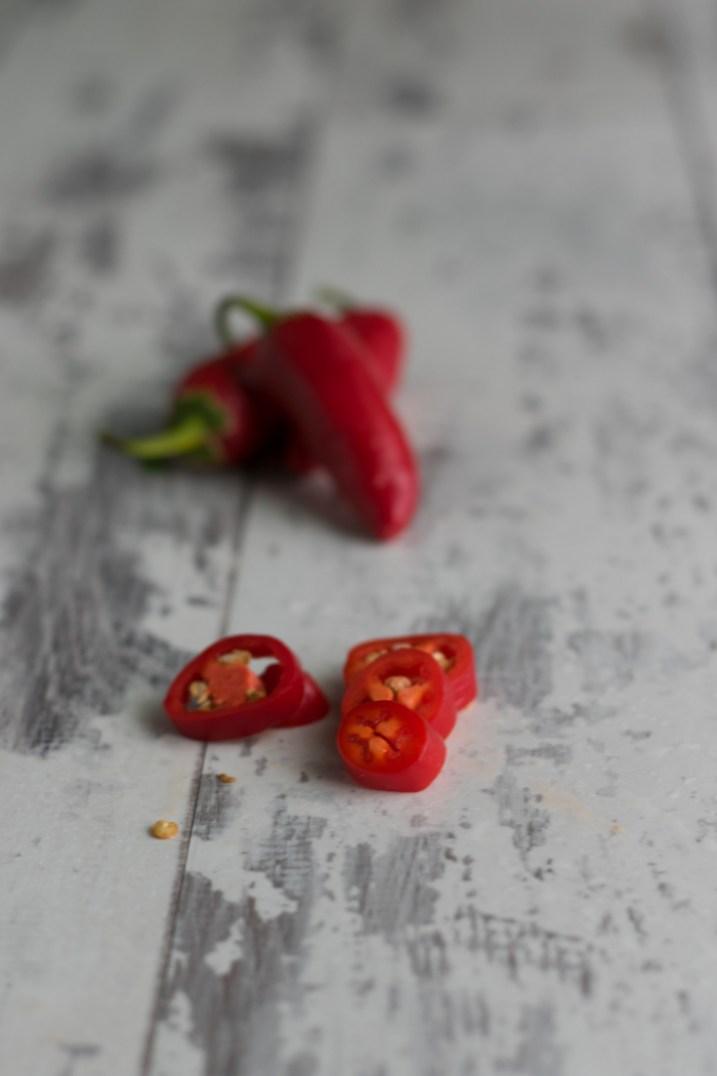 Meaty 4 Bean Chili | farmgirlgourmet.com