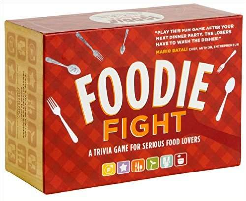 Foodie Fight Game | farmgirlgourmet.com