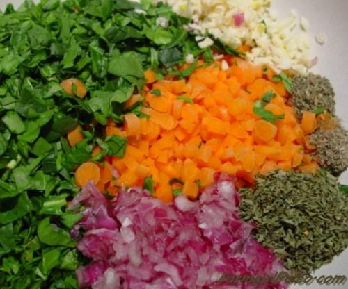 Paleo Meatloaf Ingredients
