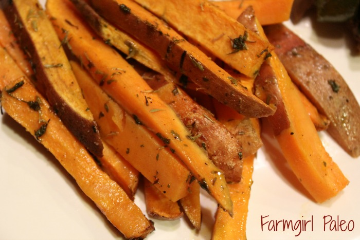 Chipotle Lime Sweet Potato Fries