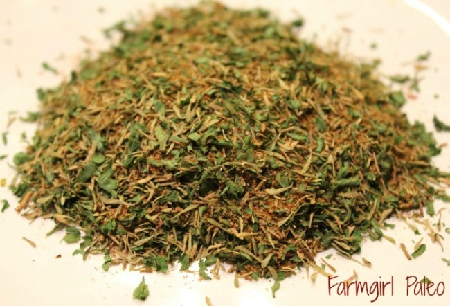 Herb Chipotle Spice Mix