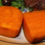 Seasoned Baked Sweet Potatoes