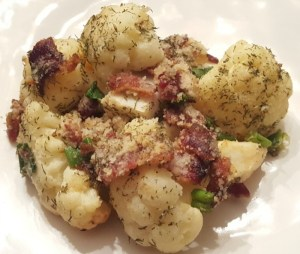 Cauliflower Bacon Medley