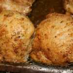 Garlic Italian Chicken