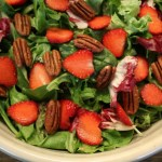 Very Berry Pecan Salad