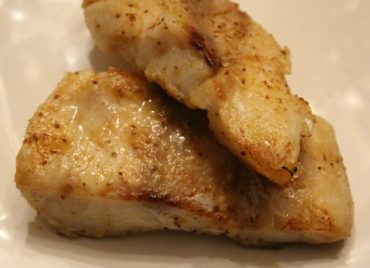 Lemon Butter Cod