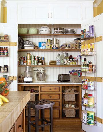 Kitchen Pantry Inspiration - FARMHOUSE 40